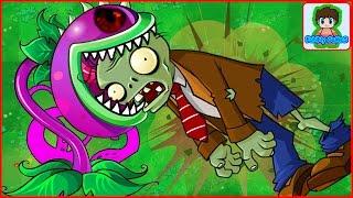 Видео игр растения против зомби 3