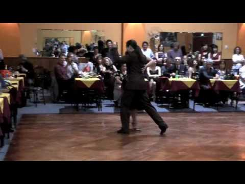 Melina detlef salon canning 1 buenos aires youtube for A puro tango salon canning