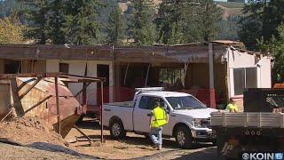 Man arrested; moldy mobile home returned to owner