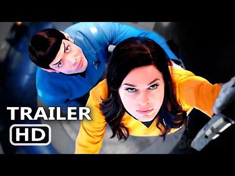 STAR TREK: STRANGE NEW WORLDS Teaser Trailer (2021) New Star Trek Series