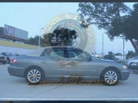 2006 Hyundai Azera Limited in Ocala at Prestige auto sales 352-694-1234