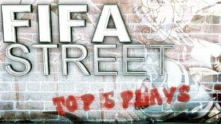 Fifa Street | Top 5 Goals of the Week #1