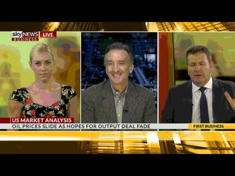 Larry Shover - SKY NEWS BUSINESS Australia - 02/03/2016