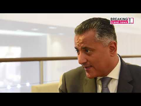 Ammar Hilal, general manager, Fairmont Dubai