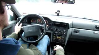 Volvo 850 GLT 5 speed pulls