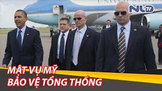 Ngắm mật vụ Mỹ bảo vệ Tổng thống Obama | NLĐTV