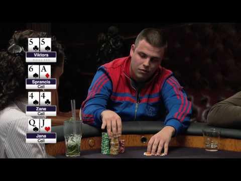 61.Royal Poker Club TV Show Episode 16 Part 3