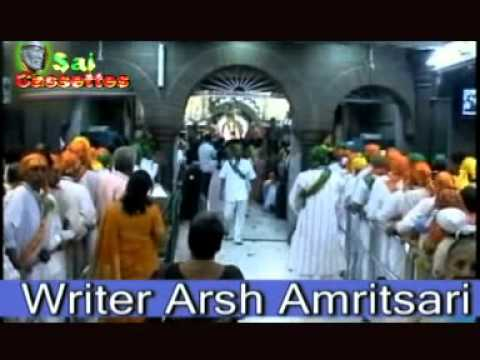 Sai Nath Teri Aarti-sai Baba New Hindi Bhajan Of 2012 By Suraj Diwakar From Album Aja Sai Baba video