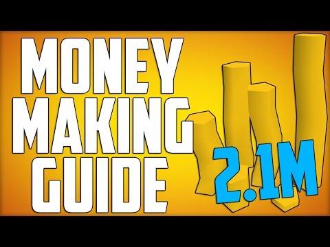 Runescape: RS3 Money Making Guide – 2M+ Per Hour!