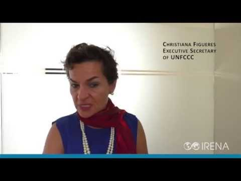 IRENA at COP20: Christiana Figueres Discusses the Role of Renewables in Climate Mitigation
