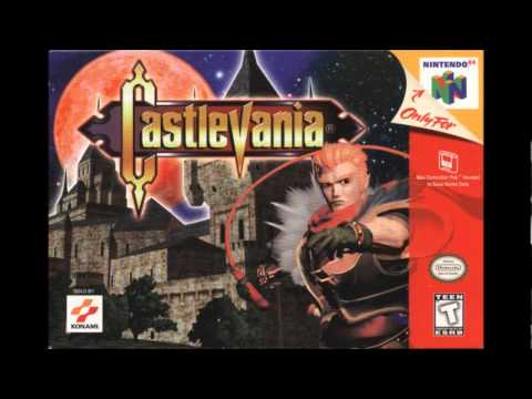 Castlevania 64 OST 07 - Enter Watchtower.