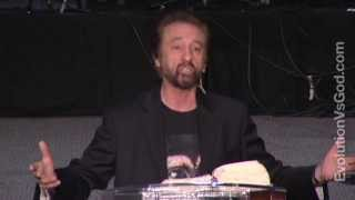 ‪Ray Comfort Preaching Evolution vs God‬