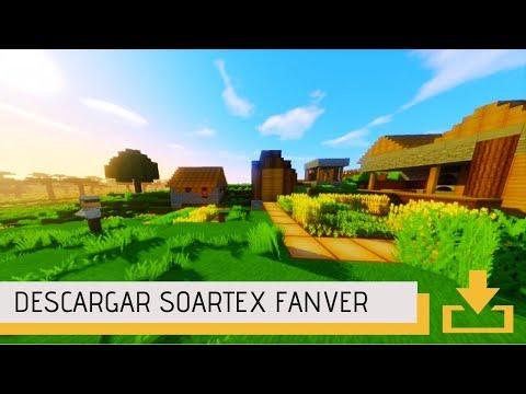 Tutorial Soartex Fanver Texture Pack Minecraft (Descargar E Instalar)