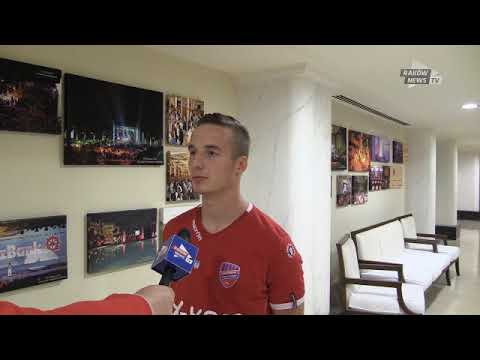 Wywiad z Adamem Radwańskim. // Raków News TV