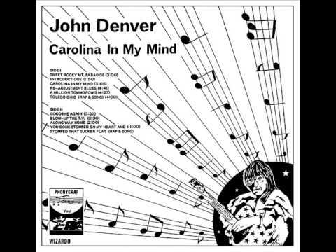 John Denver - Readjustment Blues