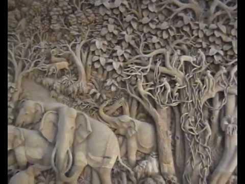 Таиланд - мебель ручной работы !