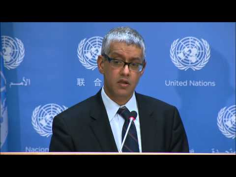 On Sri Lanka, UN Says Wrong-Doing Took Place, IF Minister Invited Ban, At Most Youth Envoy Would Go