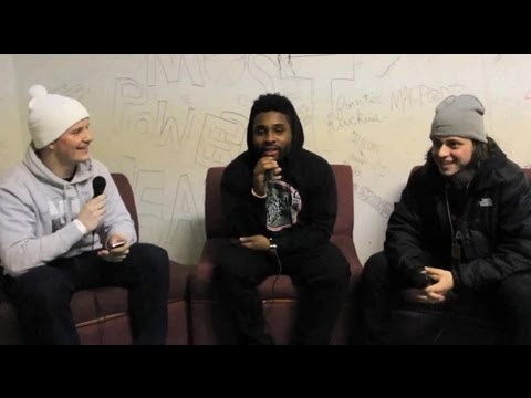 Damon Campbell Interviews OCD: Moosh & Twist