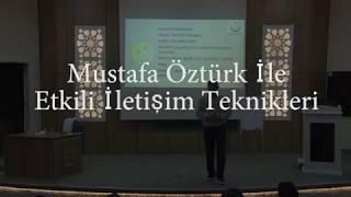 Etkili İletişim Sunum - Mustafa Öztürk - Biruni Eğitim