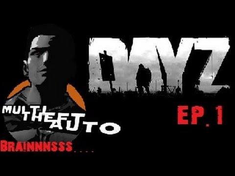 MTA - DayZ - Snipers, Cars and Cookies... (Ep.1)