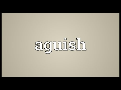 Header of aguish