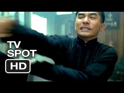 The Grandmaster Movie TV SPOT – Teacher (2013) – Ziyi Zhang Movie HD
