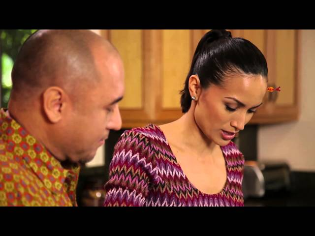 Cooking Hawaiian Style - Episode1 - Lanai & Radasha Hoohuli (Miss Hawaii USA 2006)