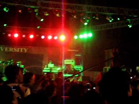 SONU NIGAM LIVE STAGE SHOW HD in sharda university