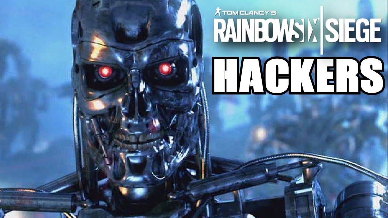 Rainbow six siege hacks