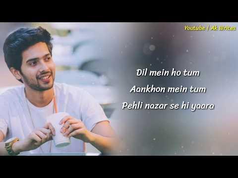 DIL MEIN HO TUM FULL SONG LYRICS – Cheat India | Armaan Malik