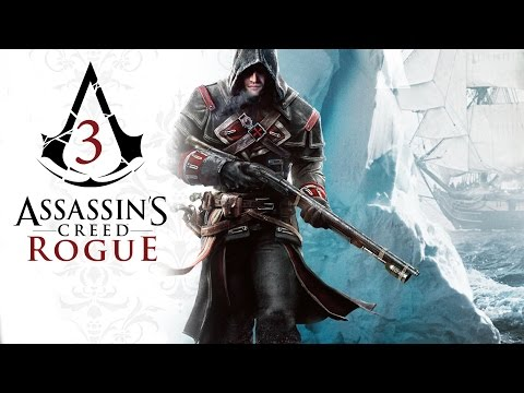 #3 Zagrajmy W Assassin's Creed: Rogue - Polski Gameplay - 1080p