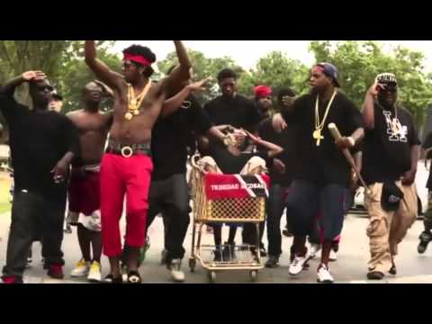 Trinidad James - Popped a Molly I'm Sweating For 6 minutes