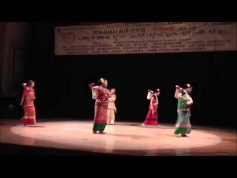 Bizu 2012. South Korea. Chakma Song. video