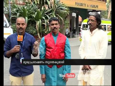 Adv Suresh Soma in Asianet News Ente Puzha Samgamam