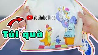 Có gì bên trong túi quà từ sự kiện ra mắt Youtube Kids Vietnam?