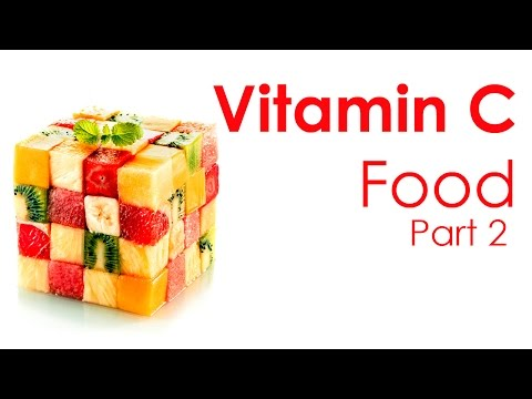 Vitamin C Rich Healthy Food For You [Part 2]