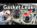 How to Fix a Head Gasket Leak in Your Car - DIY with Scotty Kilmer mp3 indir