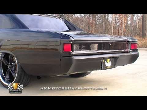 134006 / 1967 Chevrolet Chevelle