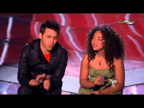 HD : Paola Guanche (11años), hija de músicos cubanos. arrasa en