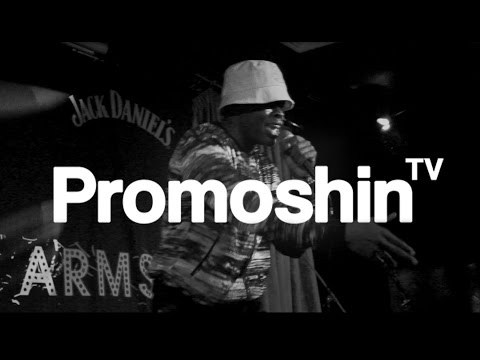 CHARLIE O - LIVE Shutdown! At #UpNextLDN | PromoshinTV