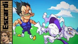 naruto vs super mario bros (WARNING: TOO HOT FOR TV!!!!!!) [ Spanish Fandub ]
