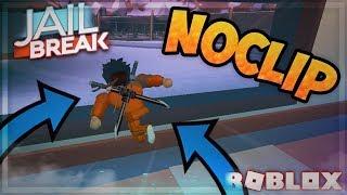 Roblox - JailBreak | Hướng Dẫn Hack Xuyên Tường Noclip - H3G