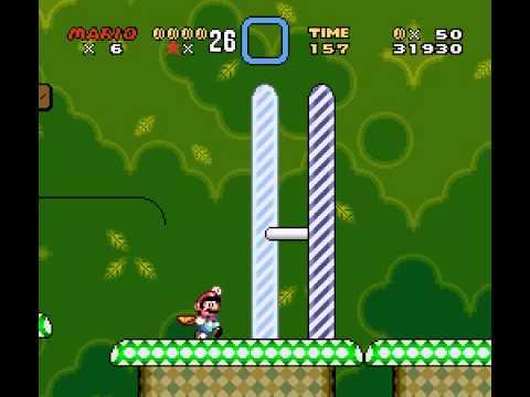 Super Mario World - Part 5 - User video