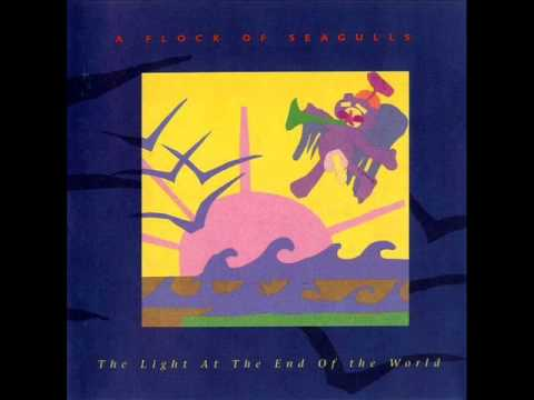 A Flock Of Seagulls - Setting Sun