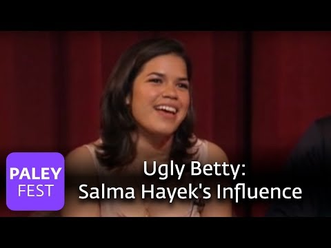 Ugly Betty - America Ferrera and Salma Hayek's Influence (Paley Center, 2007)
