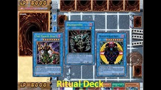 Yu-Gi-Oh! Power Of Chaos: Joey The Passion - Ritual Deck