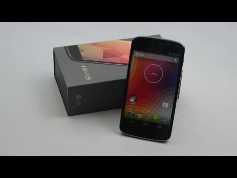 Nexus 4 - Video-Test - Androidnext.de | How To Make & Do Everything!