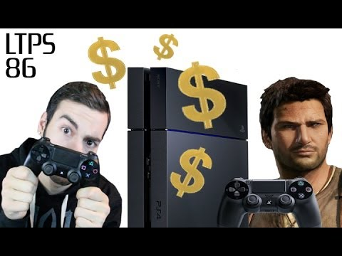 Sony sees profit with PS4. Sony sells PC business. Uncharted Movie News. [LTPS #86]