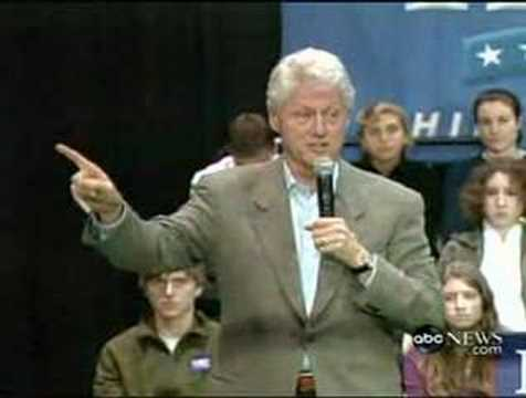 Bill Clinton on Obama: Big Fairy Tale