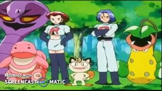 Pokemon Showdown Team Rocket in Anime